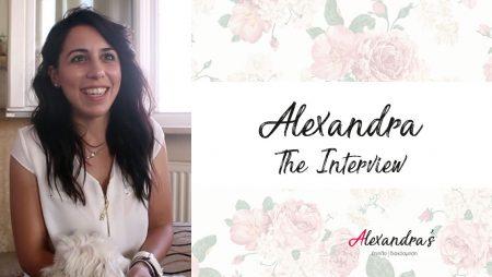 Αλεξάνδρα   The Interview