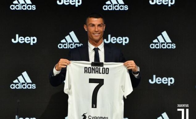 Ρονάλντο: «Από μικρός σκεφτόμουν να παίξω στην Γιουβέντους»