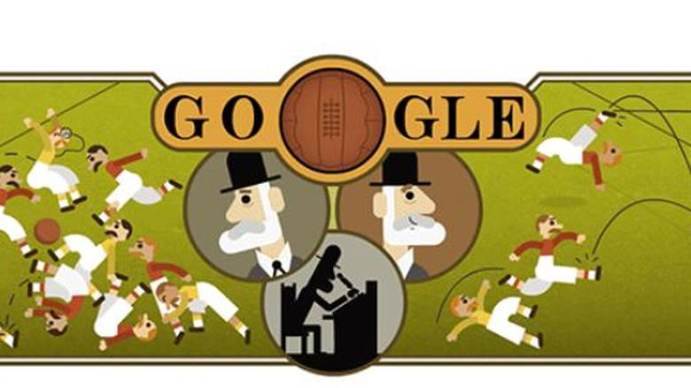 Ebenezer Cobb Morley: Το Doodle της Google για τον άνθρωπο που άλλαξε το ποδόσφαιρο